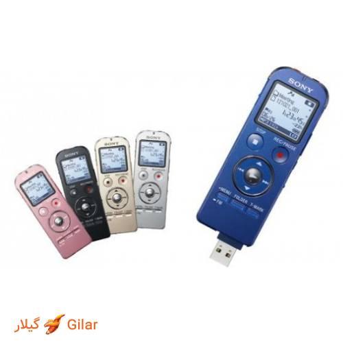 استفاده آسان دستگاه ضبط صدا سونی ICD-UX533