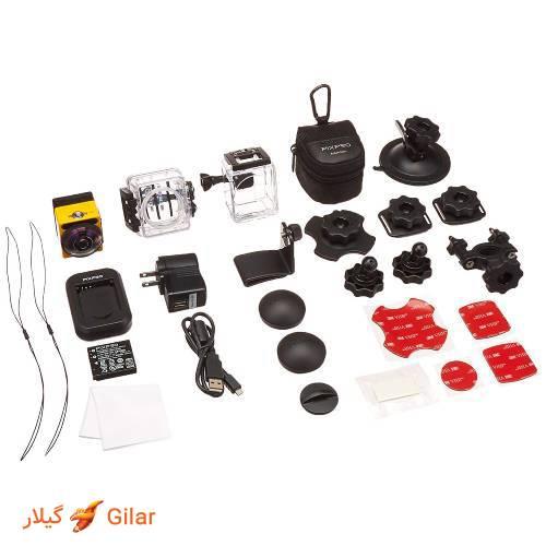 دوربین فیلمبرداری Kodak-pixpro-sp360 اقلام همراه