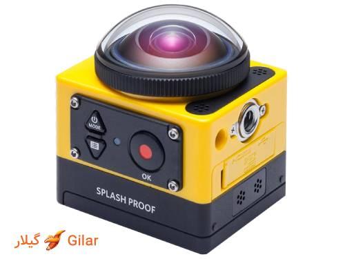 دوربین کداک Kodak Pixpro SP360 مشخصات ظاهری