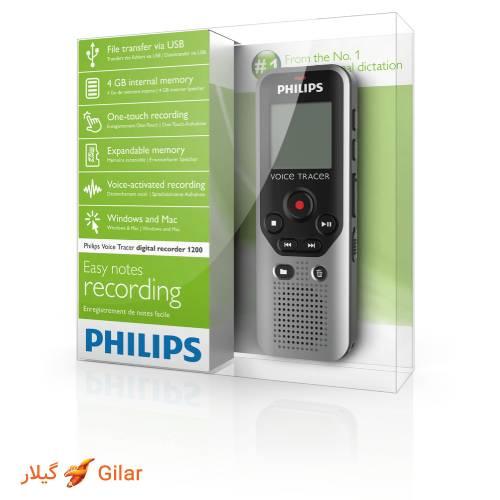ضبط کننده صدای فیلیپس مدل DVT1200