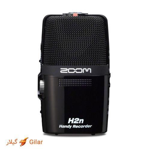 مشخصات دستگاه ضبط صدا Zoom-H2n