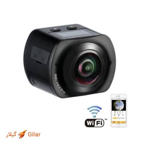ویژگی های دوربین ورزشی ضد آب AC-VR360