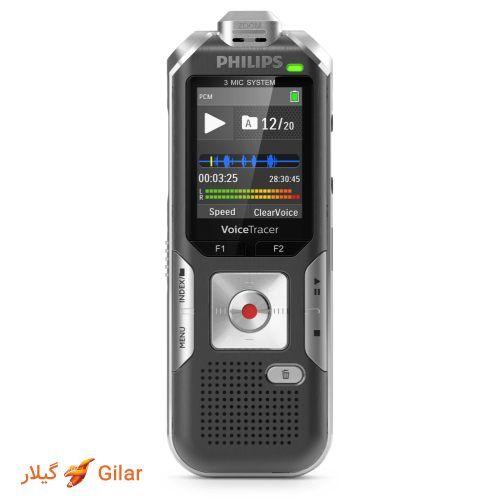 مشخصات ضبط کننده صدای فیلیپس dvt6000