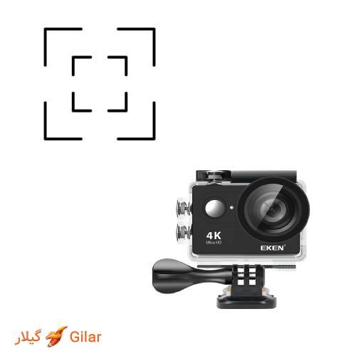 دوربین ورزشی ضد آب اکن H9R