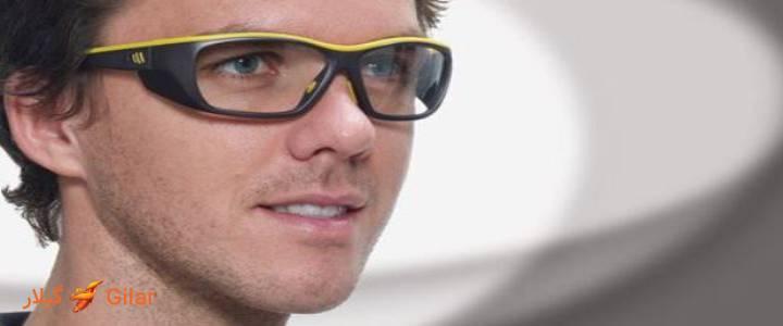 فرم محافظ کار عینک ایمنی