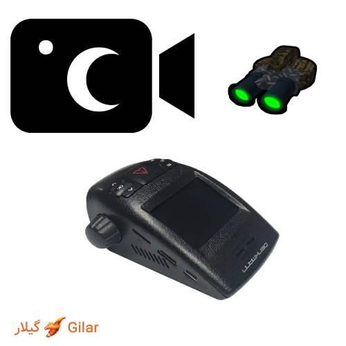 قابلیت night vision دوربین خودرویی