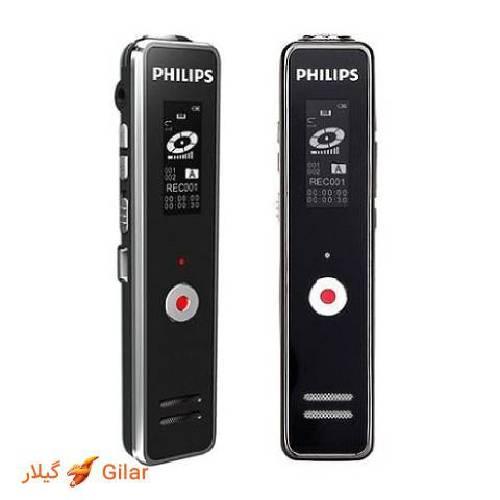 مشخصات ظاهری دستگاه ضبط صدا فیلیپس VTR5100