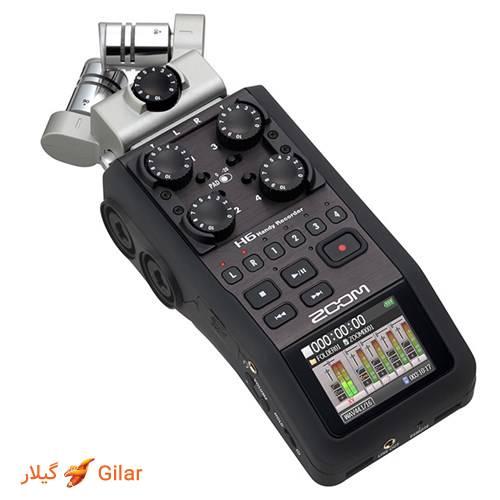مشخصات فنی رکوردر صدا مدل H1n