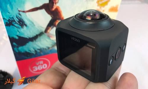 کیفیت تصویر دوربین اکشن ضد آب