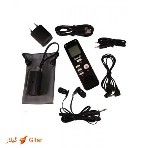 حداکثر ظرفیت ضبط دستگاه ضبط صدا لئونو v18