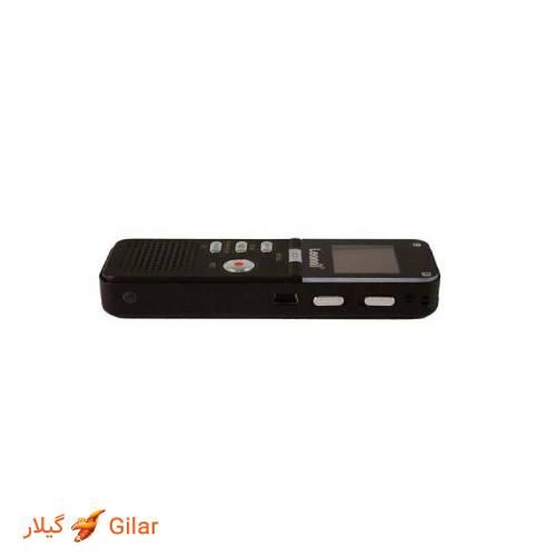 مشخصات ظاهری دستگاه ضبط صدا