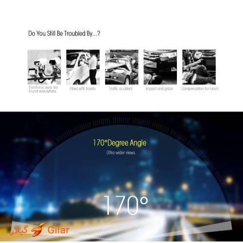 زاویه دید دوربین خودرو g30