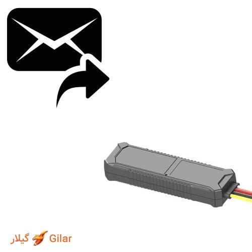 ارسال پیام با ردیاب ماهواره ای ماشین