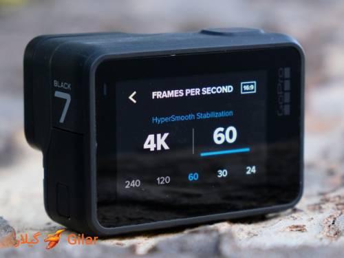 ویژگی Hypersmooth در دوربین هیرو7 بلک