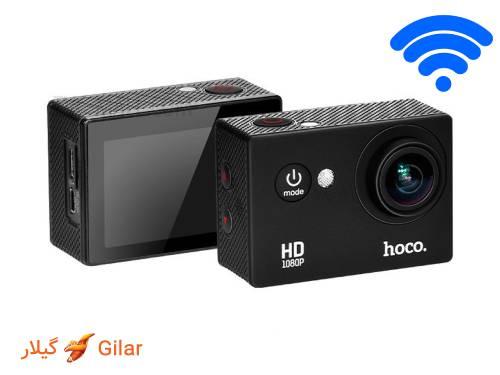 دوربین کوچک هوکو با قابلیت اتصال به وای فای