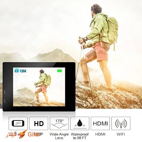 دوربین ورزشی هوکو سازگار با تمام آب و هوا