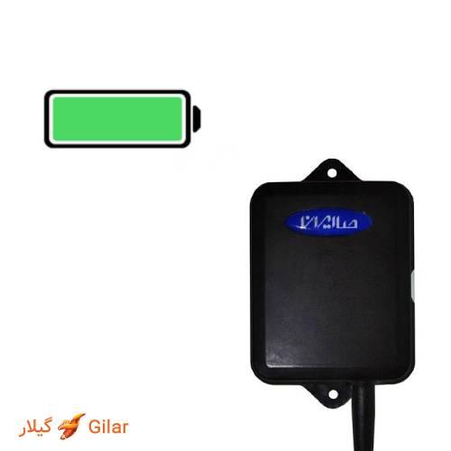 هشدار باتری ردیاب خودرو صاایران
