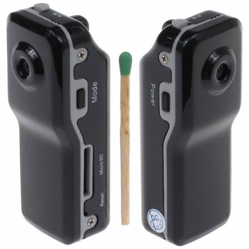 اندازه دوربین مخفی و کوچک MD80
